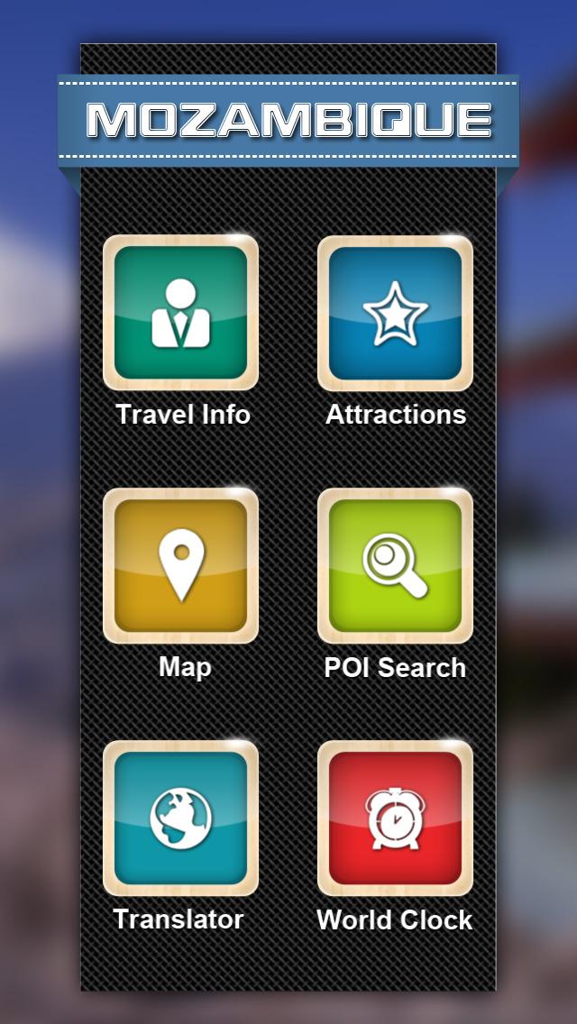 Mozambique Essential Travel Guide screenshot 2
