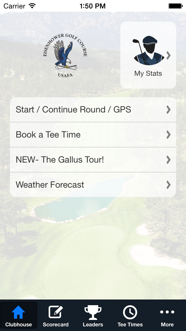Eisenhower Golf Club screenshot 2