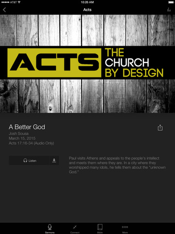Life Church IN screenshot 6