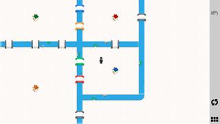 Seven Bridges Game - 6 game set with 96 levels ! screenshot 4
