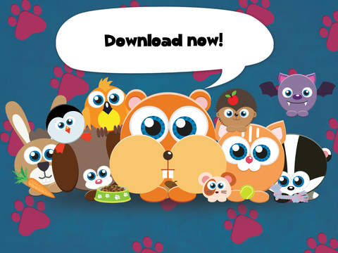 Play with Cute Baby Pets Pets Game for a whippersnapper and preschoolers screenshot 10