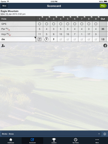 Golf Club at Eagle Mountain screenshot 8