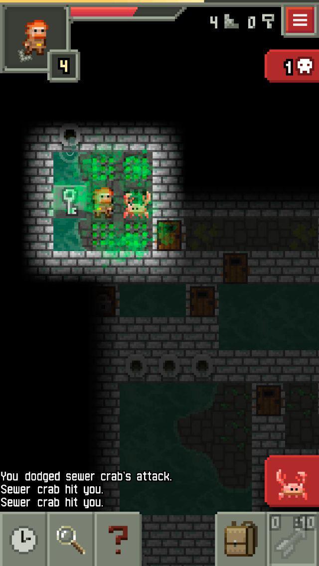 Pixel Dungeon screenshot 3
