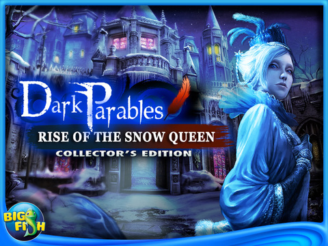 Dark Parables: Rise of the Snow Queen HD - A Magical Hidden Object Adventure (Full) screenshot 5