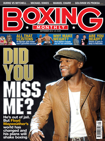 Boxing Monthly Magazine screenshot 7