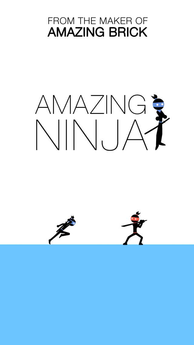 Amazing Ninja screenshot 1