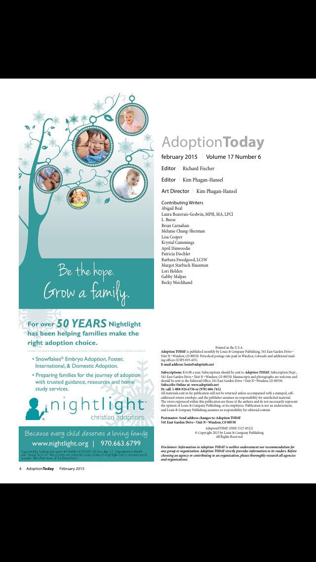 Adoption Today screenshot 2
