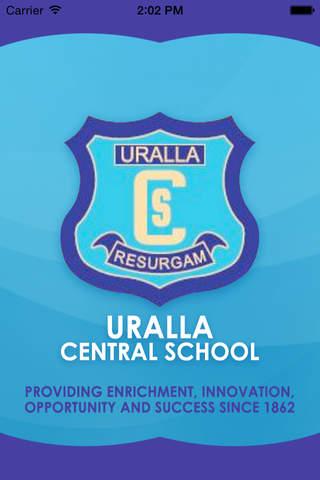 Uralla Central School - Skoolbag - náhled
