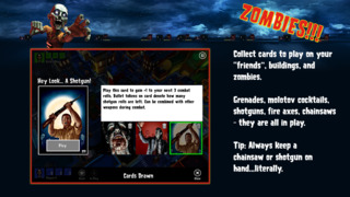 Zombies !!! ® Board Game screenshot 4