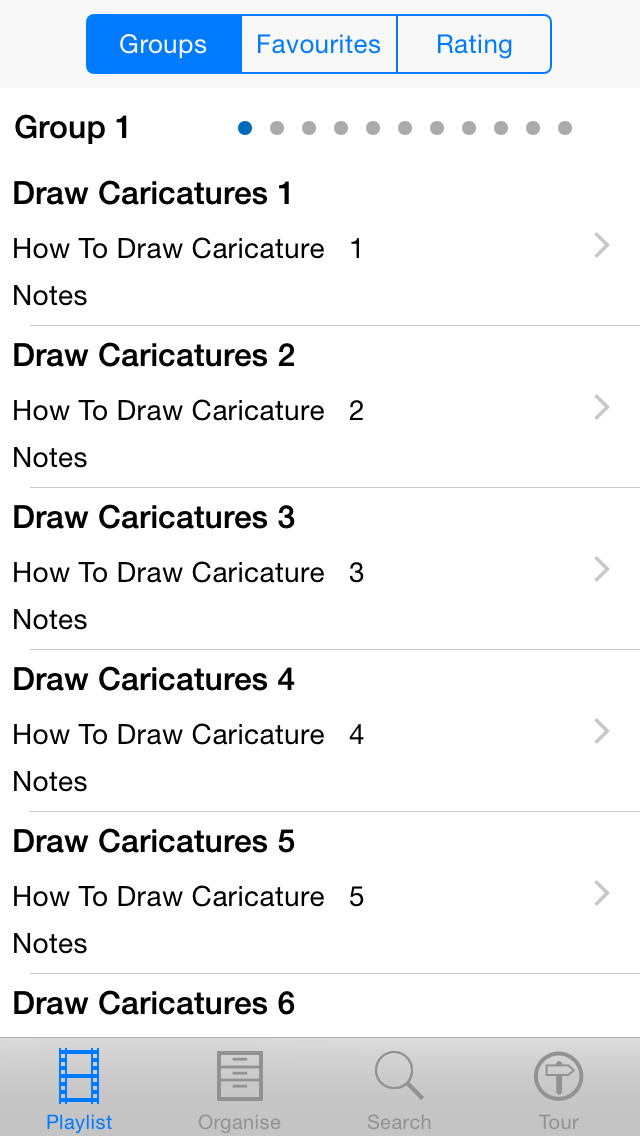 How To Draw Caricatures! screenshot 2