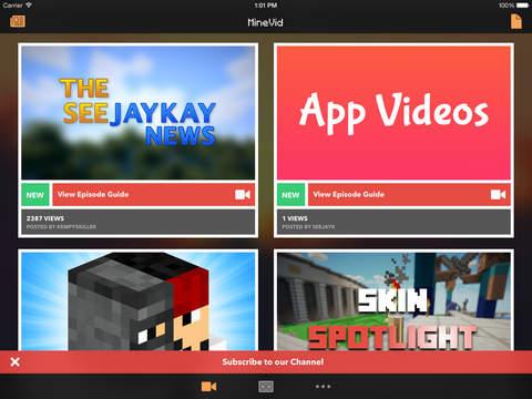 MineVid - Videos for Minecraft screenshot 6