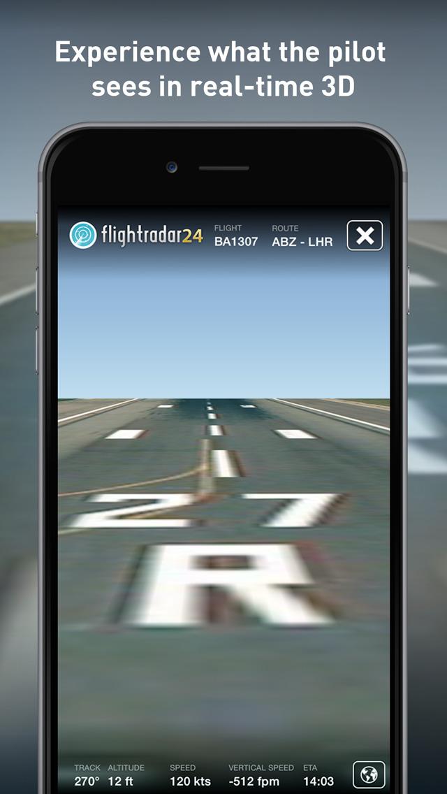 Flightradar24 - Flight Tracker screenshot #2