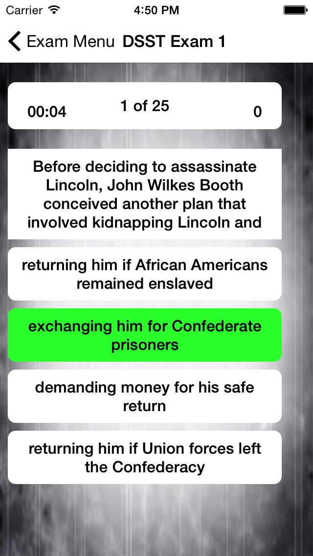 DSST Civil War screenshot 3