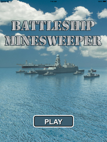 Battleship Minesweeper - Free Minesweeper Game screenshot 5