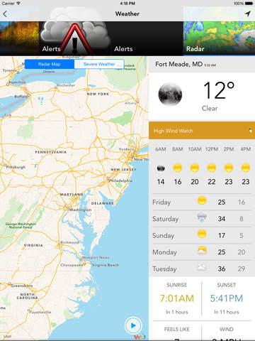 AFN Europe screenshot 10