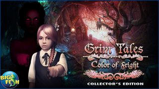 Grim Tales: Color of Fright - A Hidden Object Thriller screenshot 5