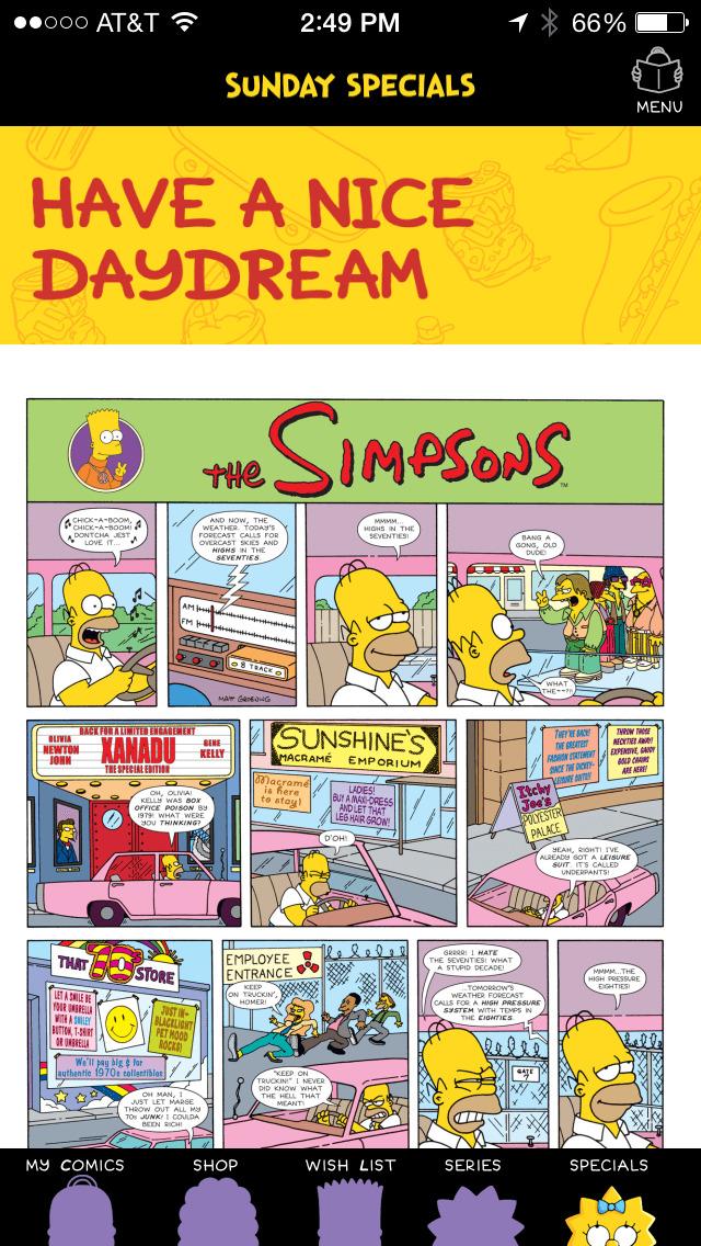 Simpsons Store screenshot 5