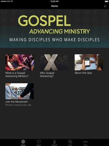 Gospel Advancing Ministry screenshot 4
