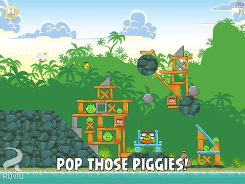Angry Birds HD Free screenshot 4