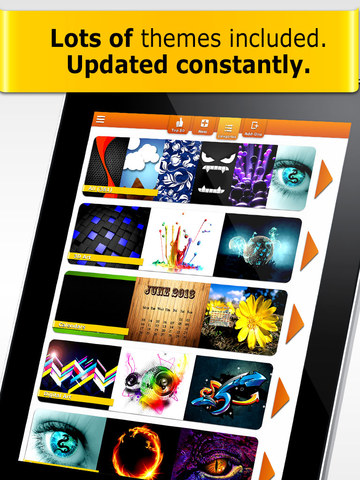 iTheme - Themes for iPhone and iPad screenshot 10