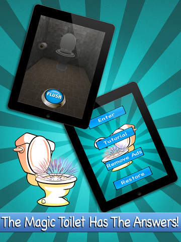 Magic Toilet -