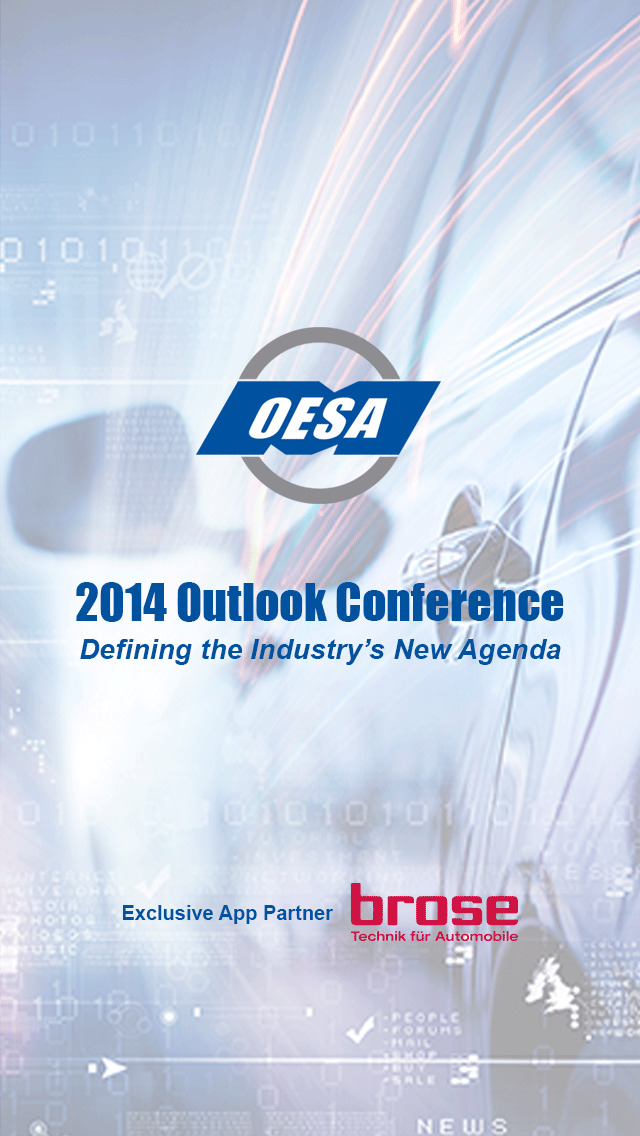 OESA Annual Conference screenshot 2