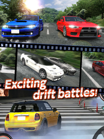 DRIFT SPIRITS screenshot 7