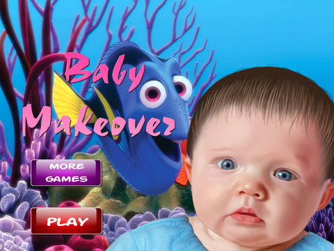 Baby Makeover screenshot 6