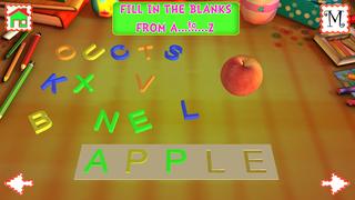 Kids ABC 3D Lite- Educational Games for Kids screenshot 4