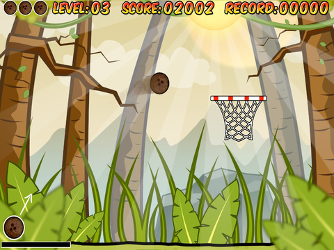 Super Coconut Basketball Free screenshot 7