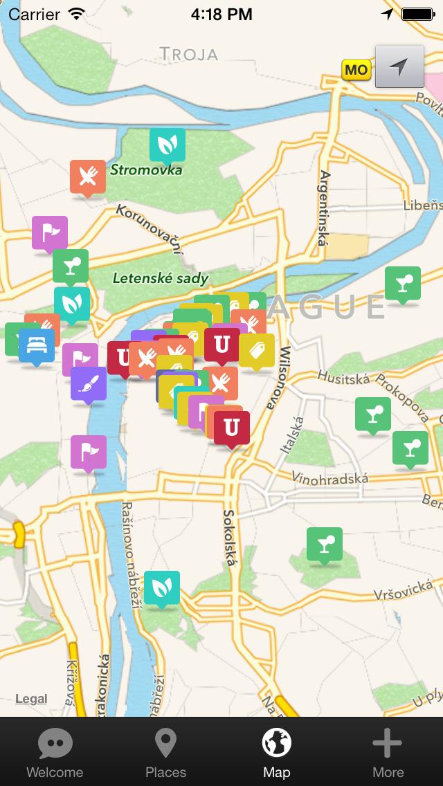 Prague Urban Adventures - Travel Guide Treasure mApp screenshot 5