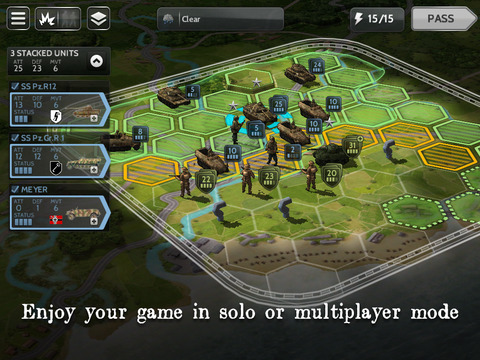 Wars and Battles - Strategy & History screenshot 2