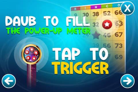 A Magical Bingo Blitz Mania HD - Awesome Casino Po - náhled