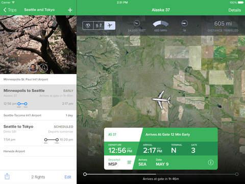 FlightTrack 5 screenshot 6