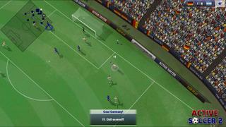 Active Soccer 2 screenshot 2
