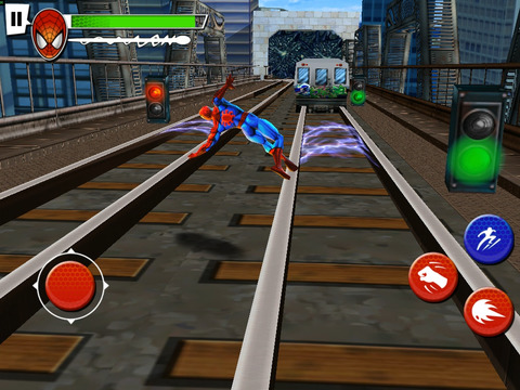 Spider-Man: Total Mayhem HD screenshot 4