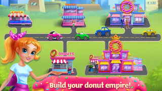 My Sweet Bakery - Delicious Donuts screenshot 3