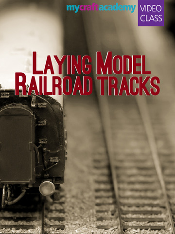 Laying Model Railroad Tracks screenshot 6