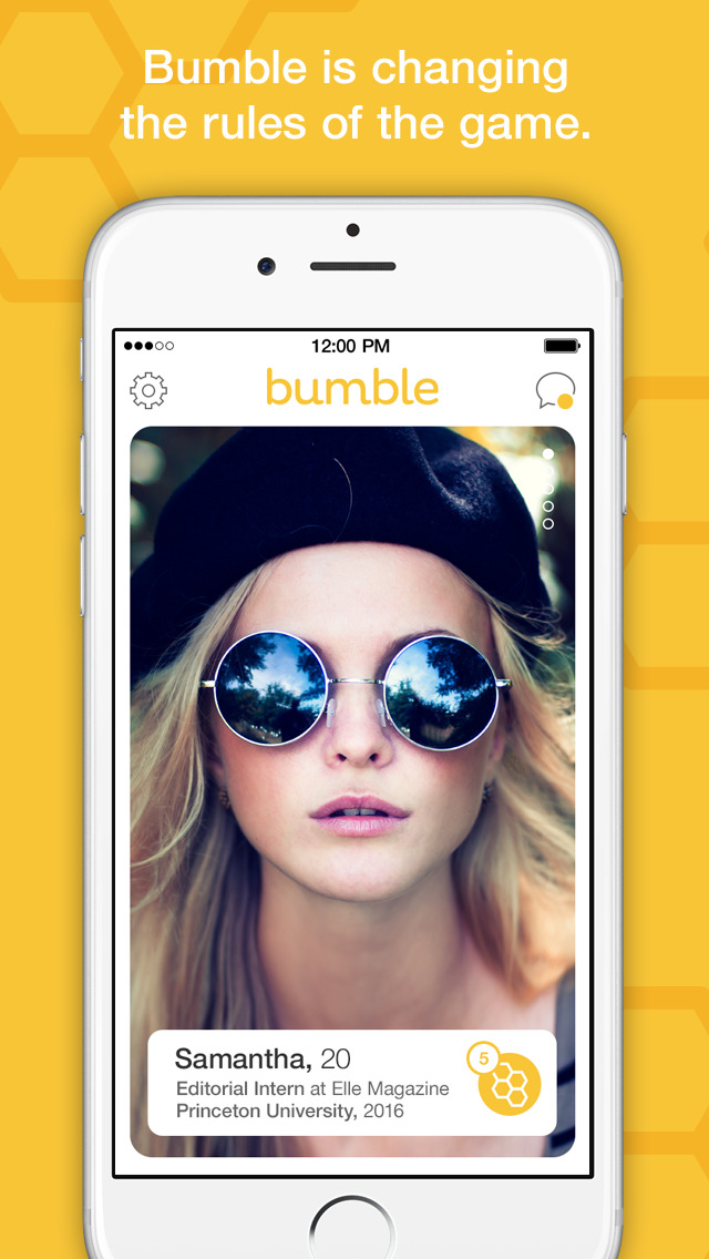 Bumble - Dating. Friends. Chat screenshot 1