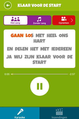 Kinderen voor Kinderen Karaoke - náhled