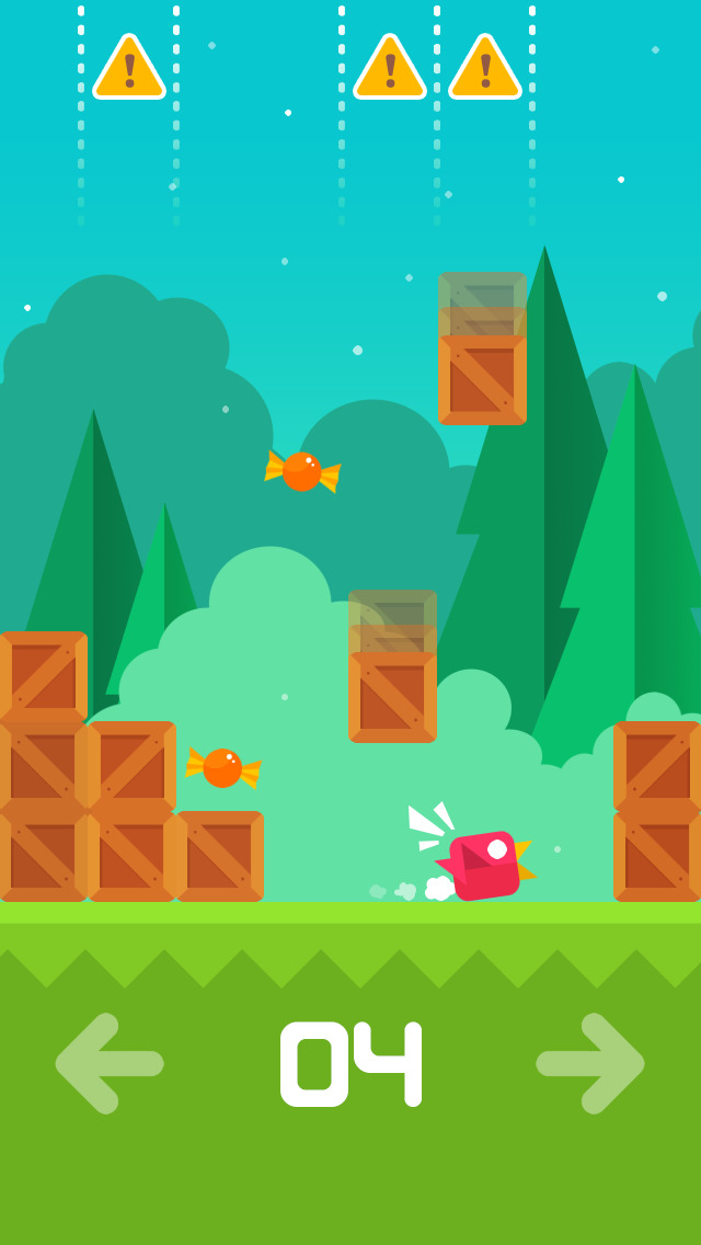 Run Bird Run screenshot 1