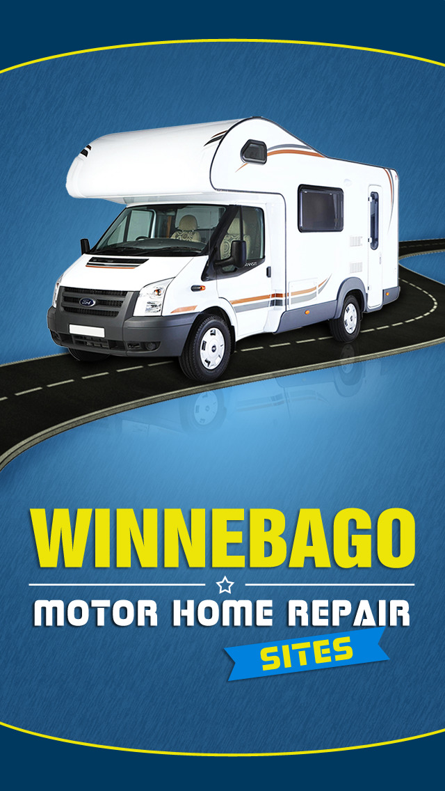 Winnebago Motorhome Service Centers screenshot 1