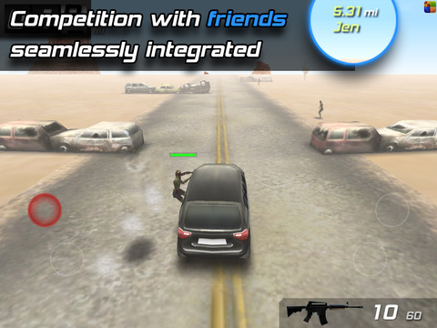 Zombie Highway screenshot 8