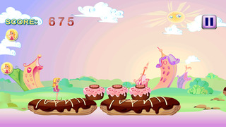 Fairy Girl Dash screenshot 1