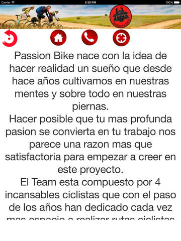 Passion Bike - Bike Reting screenshot 10