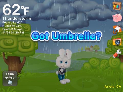 Weather Rabbit screenshot 9