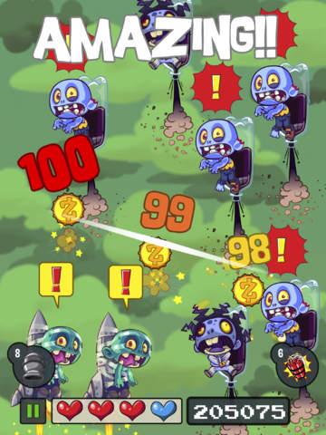 Bounty Hunter vs Zombie: The Intergalactic Undead Wars screenshot #3