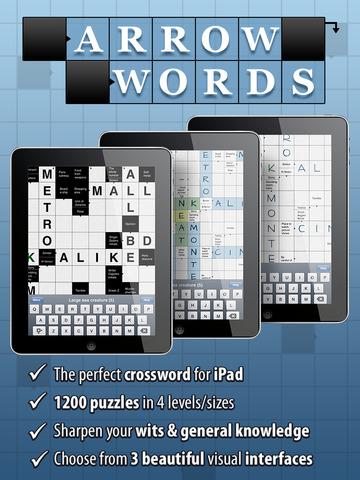 Crosswords Plus . screenshot 6