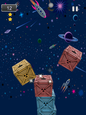 A1 Space Frontier Crane Stacker Game Pro Full Version screenshot 8