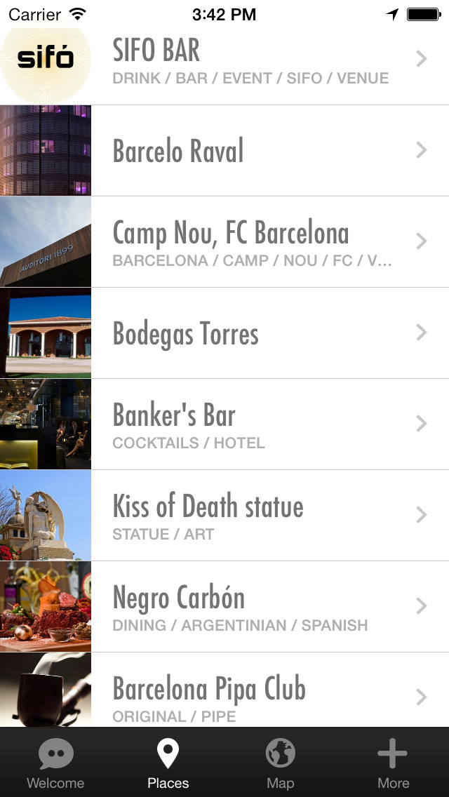 Barcelona Digital Tourism Think Tank screenshot 3